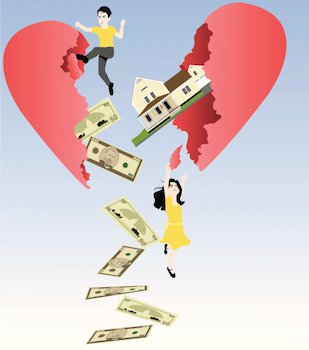 spousal support, maintenance, alimony IMAGE