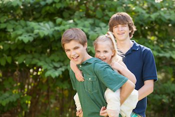 middle child syndrome IMAGE