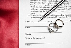 Geneva family law attorney, marital property, postnuptial agreement, property division, legal marriage document, estate planning, high asset marriage