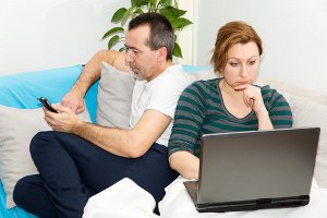 Geneva Family Law Attorney, Facebook and Divorce