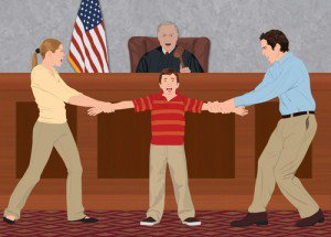child representative, child custody, Illinois family lawyer