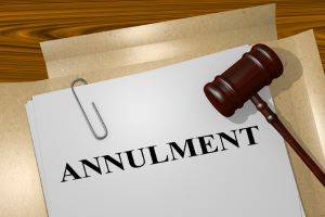 Geneva family law attorney for annulment